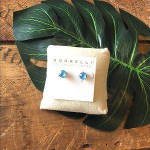 Sorrelli Ultra Blue Stud Earrings